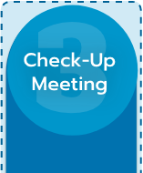 3 - Check-Up meeting selected